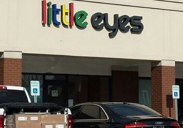 Little Eyes Has Moved 5/16/2017