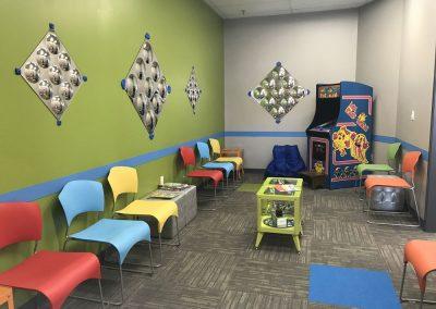 Little Eyes New Carmel Indiana Office 5-2017