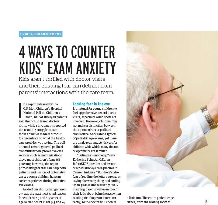 Dr. Schuetz Featured in National Publication