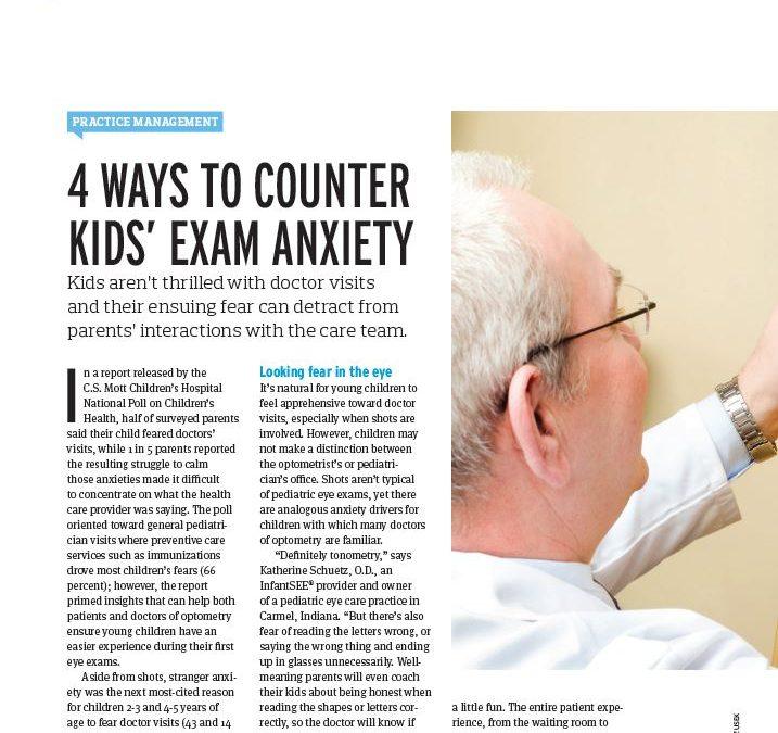 Dr. Schuetz Featured in National Publication